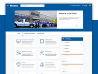 Fastenal Employee Service Portal