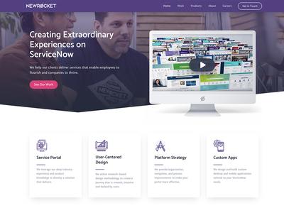 The NewRocket Website!