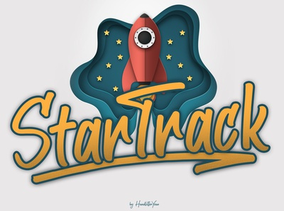StarTrack - A font you must have.