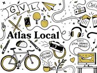 Atlas Local Mural