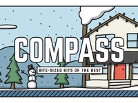 Compass header winter