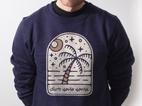 Dum spiro spero sweatshirt