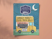 Harvest Market 2019 Flyer