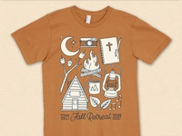 Fall Retreat Tee