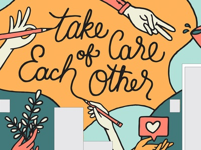Take Care Of Each Other Preview