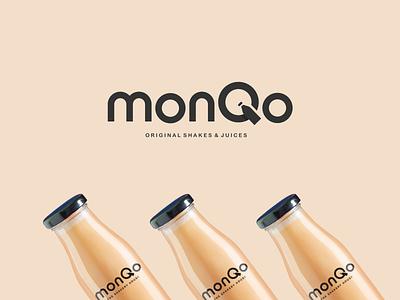 Mongo branding vector food india mark logo symbol icon minimal branding