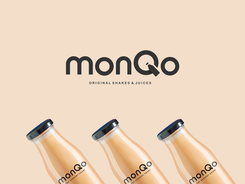 Mongo branding vector food india mark logo symbol icon minimal branding