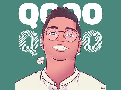 Qoqo - Illustration designer people design character illustration