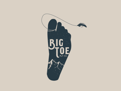 Big Toe Fly Co. Products