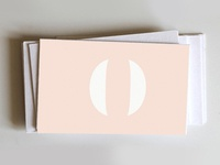 Whole Woman Co. Business Cards