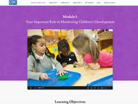 CDC Interactive Training