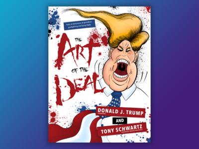 Trump Book Poster