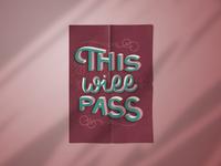 This will pass