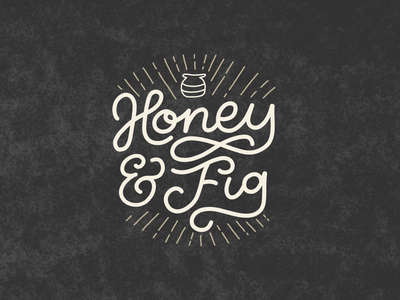 Honey and Fig Concept