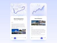 Mountaineering App
