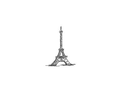 Paris france illustration paris prayforparis