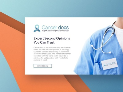 Cancer Docs Widget