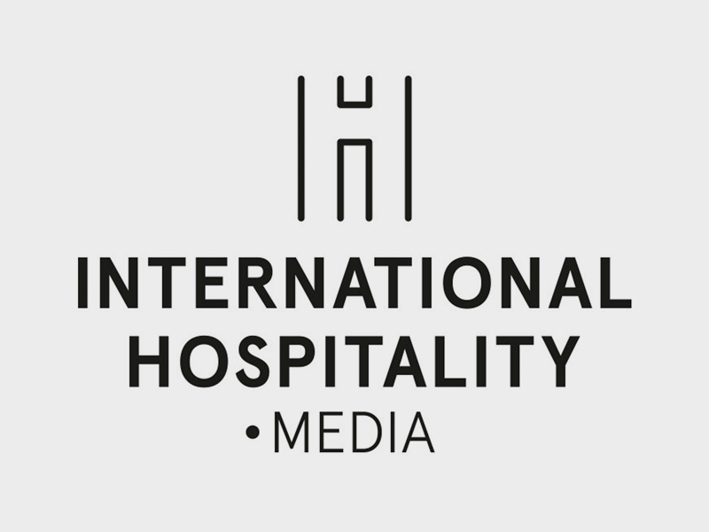 International Hospitality Media logo by Darren James Design