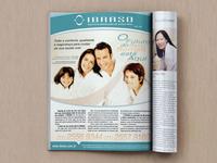 Ibraso - Magazine Ad