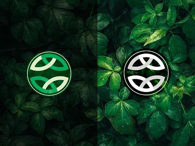 Symmetrical logo design for a new client graphic design vector branding illustration illustrator logo