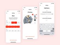 Depop app Redesign