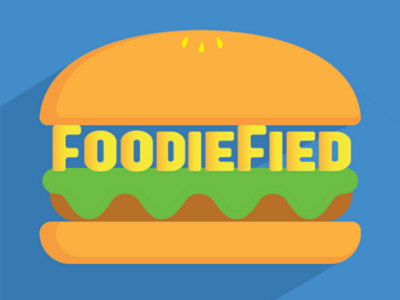 A Burger Illustration