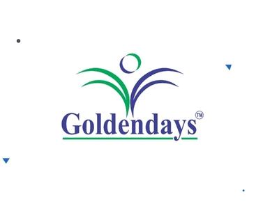 Golden days India website logo..