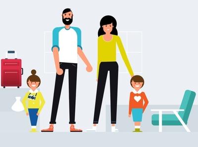 Family Vacay mode..