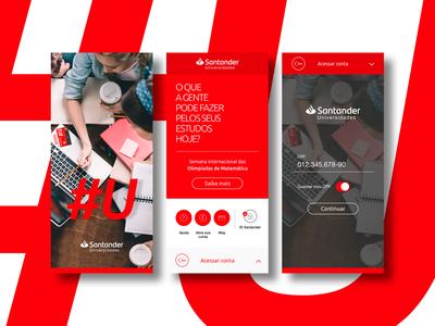 Santander Universidades App
