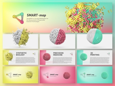 SMART-map Visual Identity