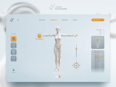 Jawbone EXO Ecosystem - The Platform