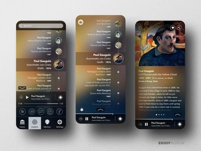 Enjoymuseum App Prototype
