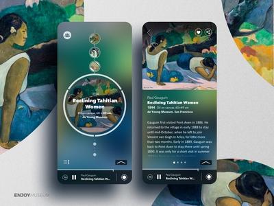 Enjoymuseum App Prototype 3