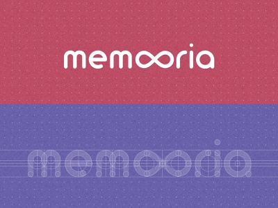 Memooria Logo Design branding brand visual identity milano art direction logodesigns logomark start-up foundation innovazione culturale cariplo milan technology art memory graphicdesign logodesigner logotype logodesign logo