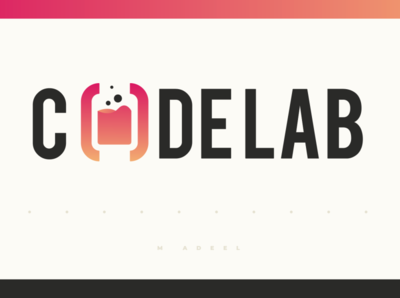 CODELAB - Creative Logo ( Concept - 05 )