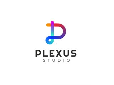 Plexus Studio - Creative Logo ( Concept - 06 )