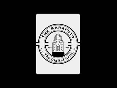 The Karafuto Minimal Logo - Creative Logo ( Concept - 10 )