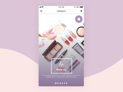 Beauto App - Salon App Design