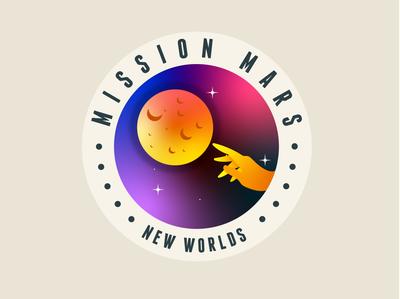 Mission Mars - illustration Concept 01