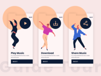 Organic Onboarding _Walkthrough Screens