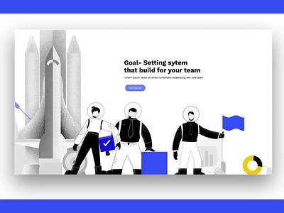 The fleo home page interaction interaction ux ui branding illustrator design website illustration