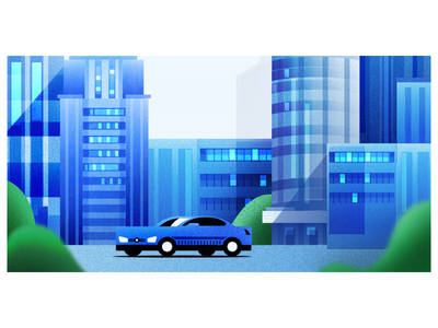 Illustration for Uber-happay page photoshop illustrator digital digital art illustration