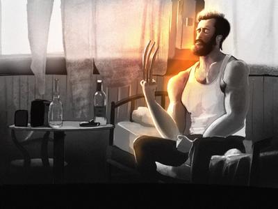 Logan illustration