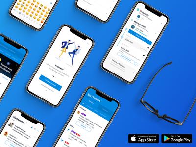 Freelancer's Mobile Apps