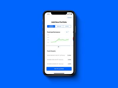 Cache mobile app design — 03
