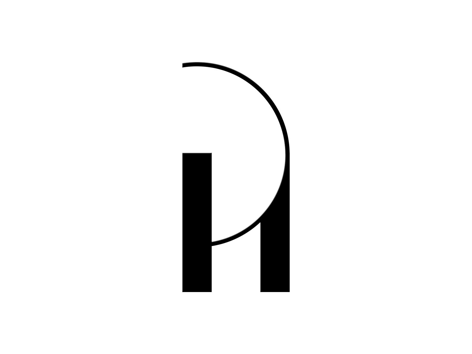 Ph Monogram By Andrijana Miladinovic On Dribbble