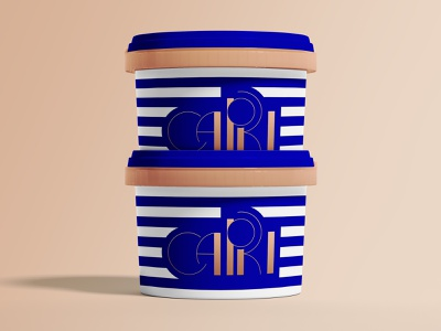 Ice Cream italia visual art type art type handmadetype identity classy design packaging ice cream logotype graphicdesign typography logo branding