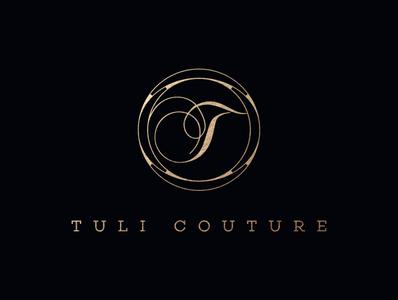 Tuli Couture logo design