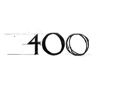 Office Number Signage.  design number typography sketching sketch
