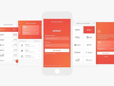Arcus App UI